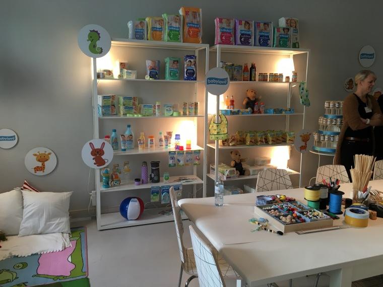 Eltern-Blogger-Café DM Babylove