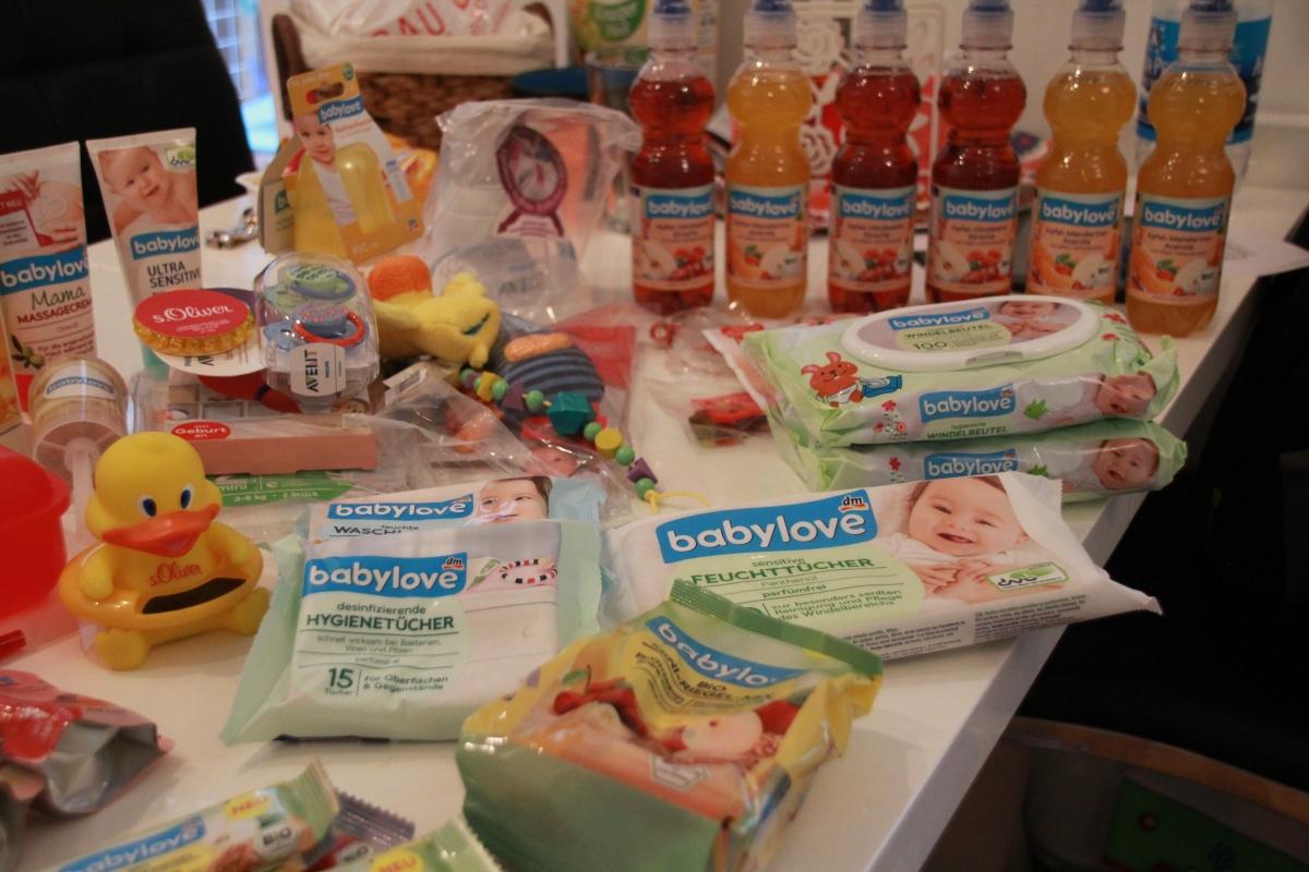 3. Eltern-Blogger-Café mit Babylove von DM, Avent, Superfit