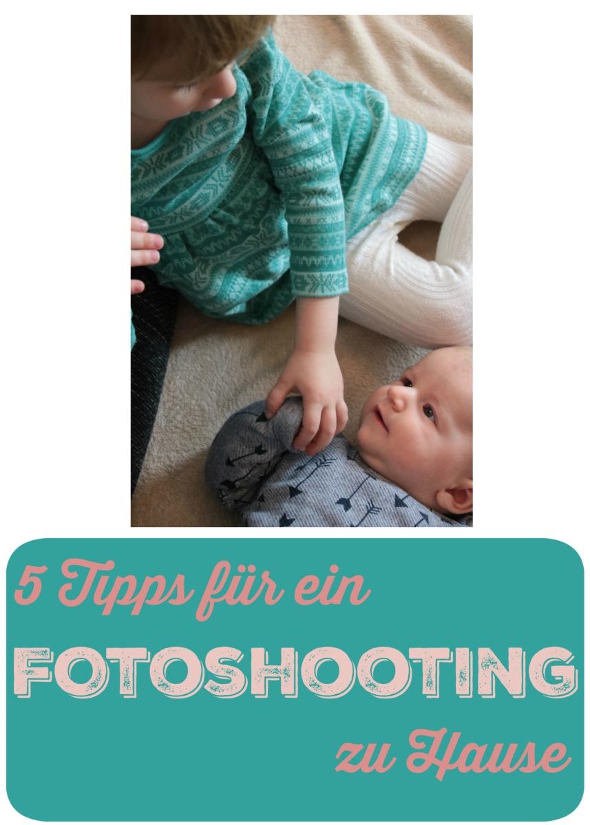 5 Tipps für ein (Familien-) Fotoshooting zu Hause
