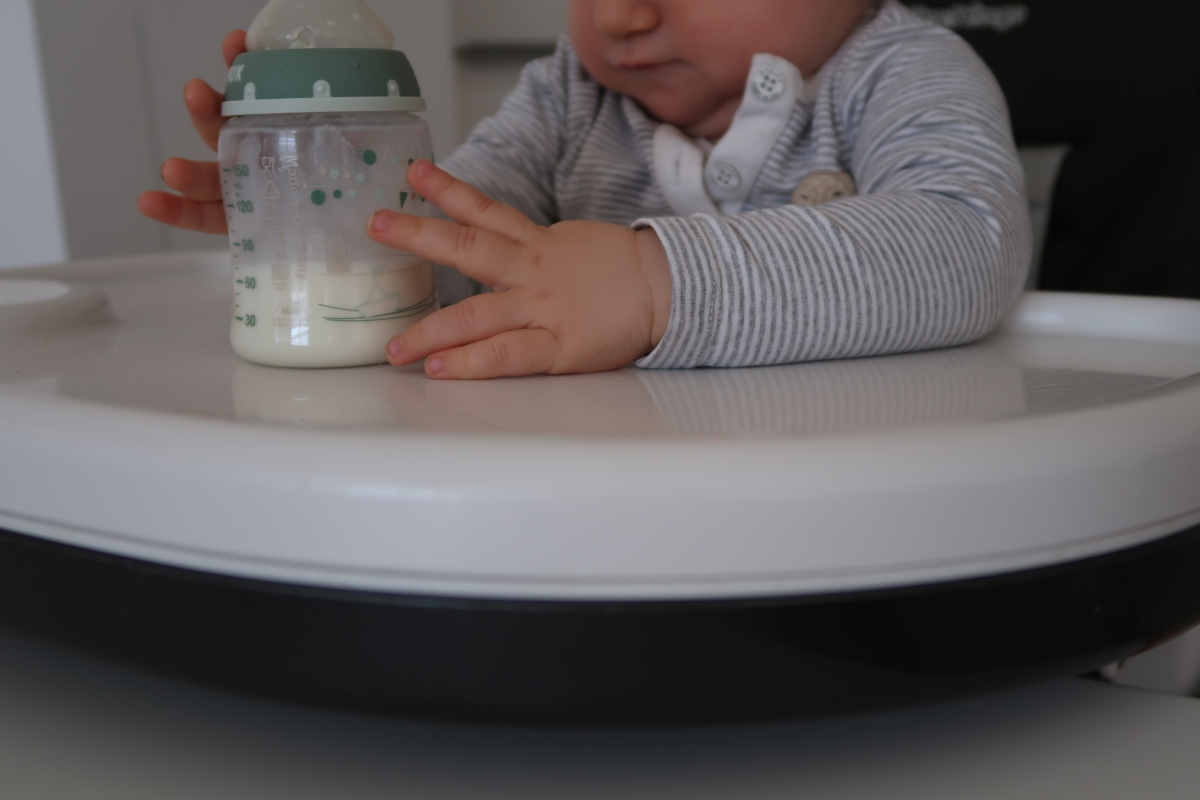 Mein Baby beißt beim Stillen - Ist das der Anfang vom Ende unserer Stillzeit?
