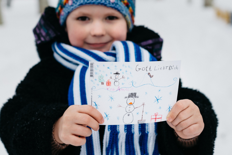 Fotodokumentation, Begleitreise von Weihnachten im Schuhkarton Verteilungen mit Geschenke der Hoffnung in Weissrussland/Belarus 2017. Foto: David Vogt/GdH.